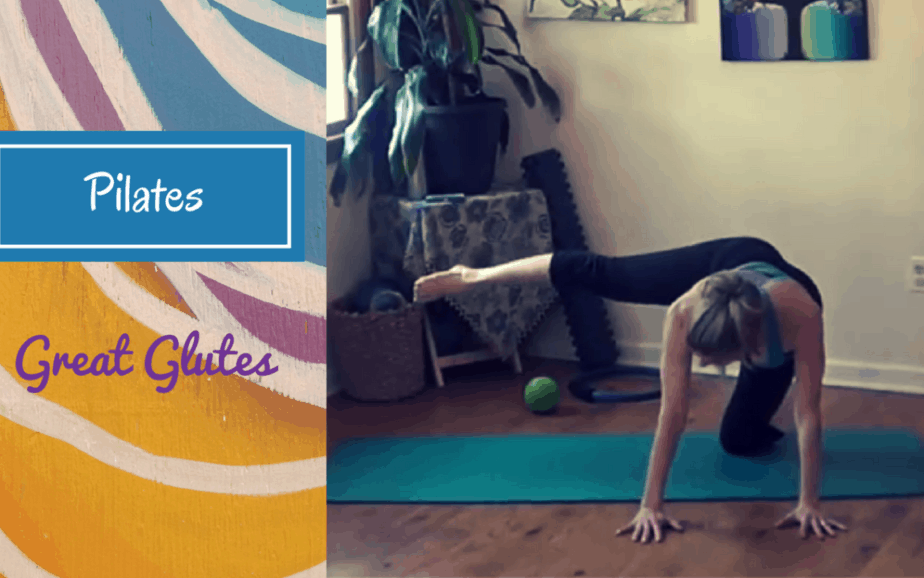Pilates for Women – Glute Exercises