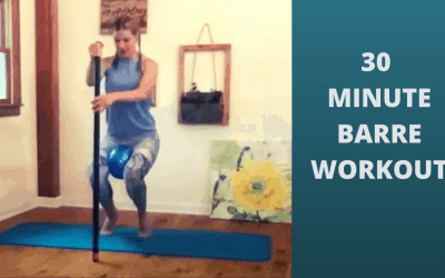FULL LENGTH FITNESS CLASS – Barre Fitness Class – 30 minutes