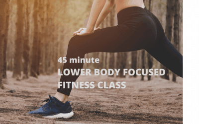Lower Body Workout for Women – FITNESS CLASS
